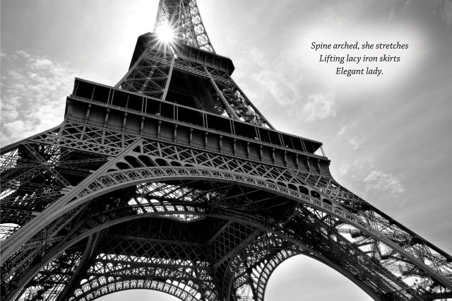 Haiku Eiffel Tower