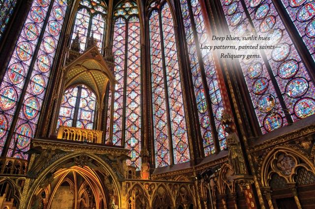 Haiku Ste Chapelle
